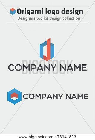 Modern logo template