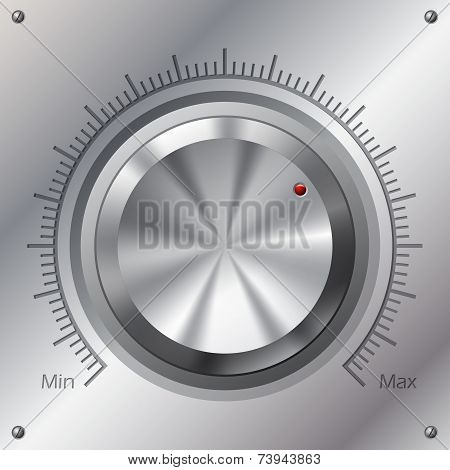 Volume Knob With Min Max Levels