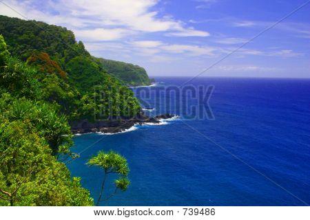 Maui coast