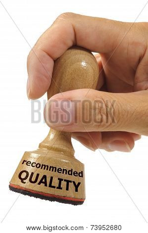 recommended quality