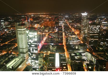 German city Frankfurt