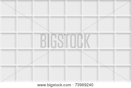 Texture with white tiles