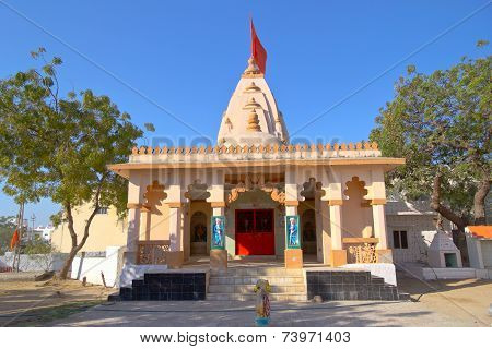 Temple Of Durga