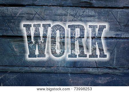 Work Concept