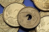 pic of olympic-games  - Coins of Spain - JPG