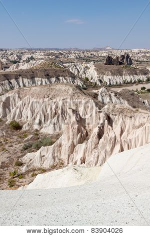 Rock Formation In Goreme
