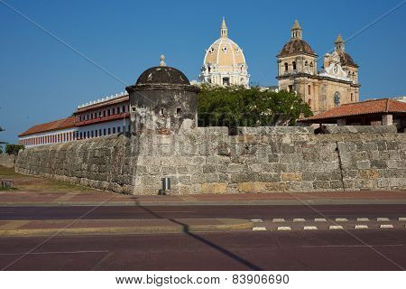 Fortified Wall of Cartagena