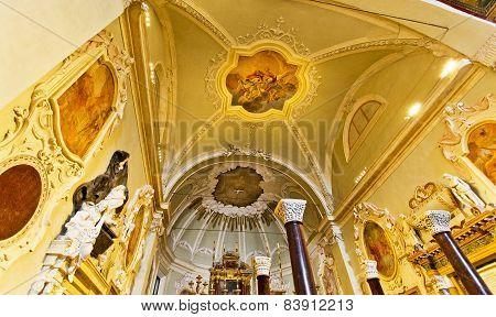 Ravenna Basilica Of Saint Apollinare Nuovo