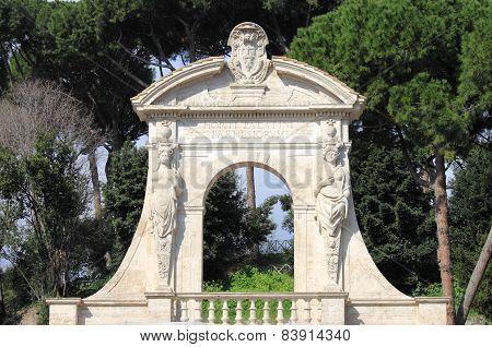 Palatine Portal