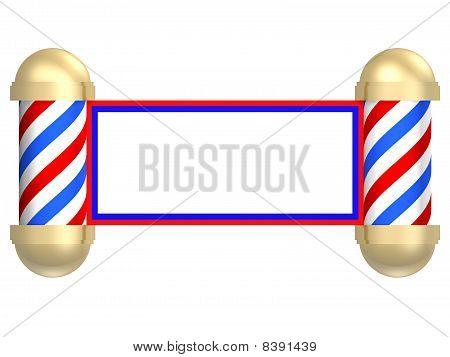 Barbershop Scroll