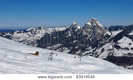 Mythen And Ski Area Stoos