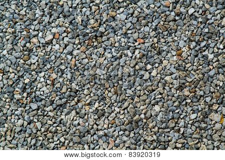 Gravel Stone Background