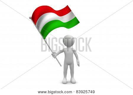 Hungry Flag
