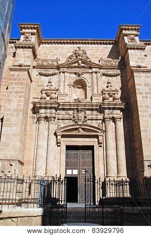 Almeria Cathedral.