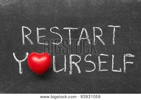 Restart Yourself