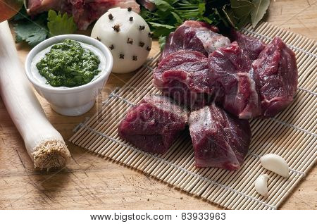 Preparation Of Meat Broth
