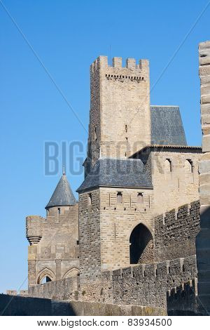 Castle Of Carcassonne