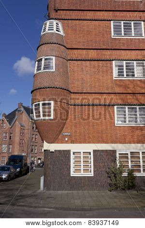 Museum Het Schip Convex Windows