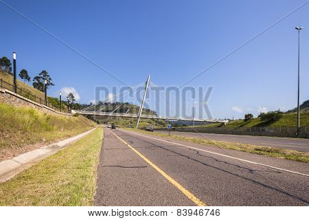 Highway Pedestrian Bridge