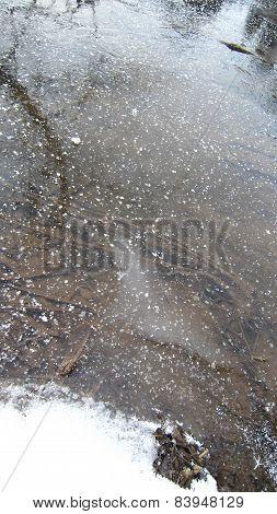 Frozen fen