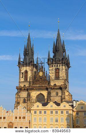 Church Of Our Lady Tyn