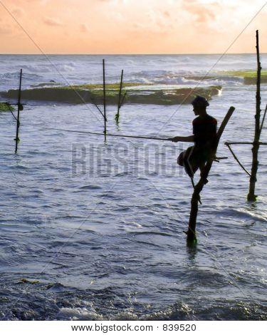 Stilt Fisherman 3