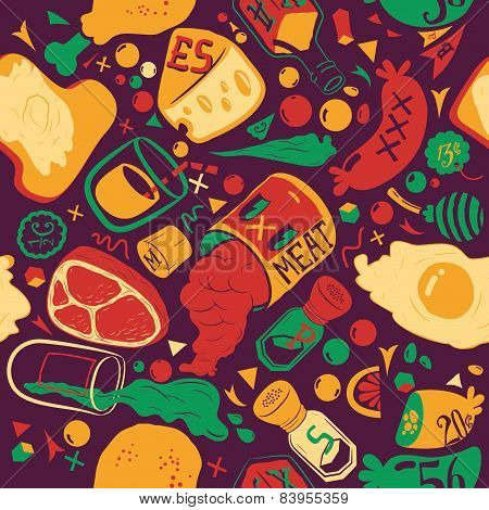 Food Pattern.