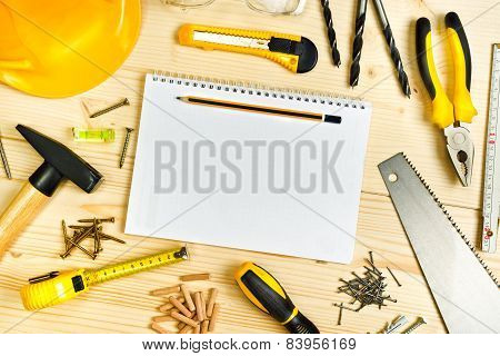 Planning A Project In Carpentry And Woodwork Industry