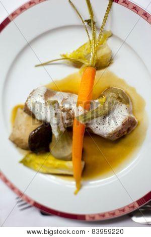 Veal And Vegetable
