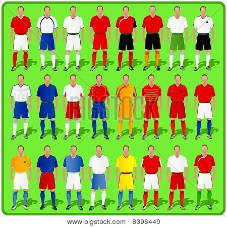 national teams of European football-1