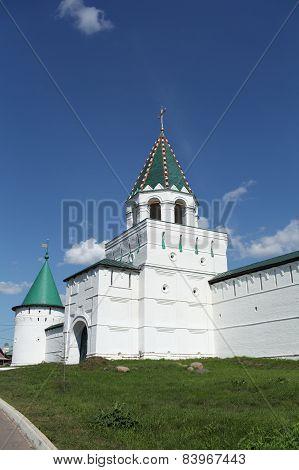 Watchtower Ipatiev Monastery