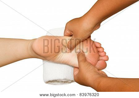 Spa Foot Massage,reflexology Foot Massage