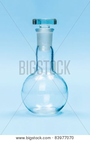 Florence Flask With Glass Stopper