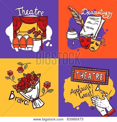 Theater Design Concept