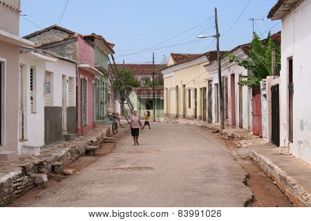 Remedios Street