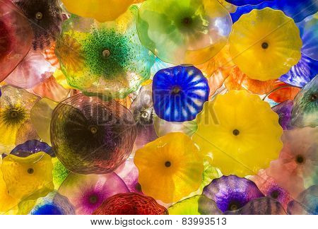 Bellagio Glass Flowers