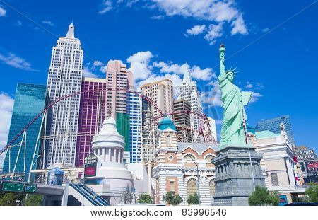 Las Vegas , New York