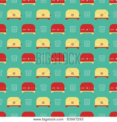 toasters pattern