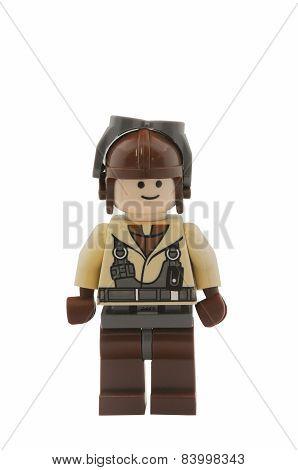 Naboo Pilot Lego Minifigure