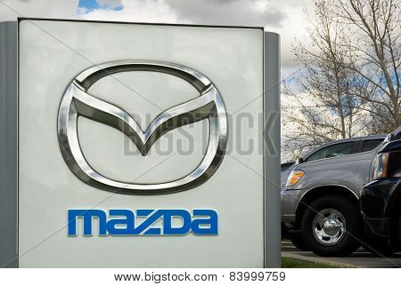 Mazda Autobile Dealership