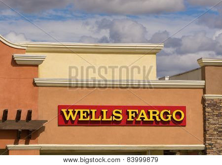 Wells Fargo Bank Exterior