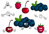 picture of cartoon character  - Cherry - JPG