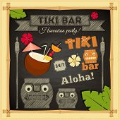 image of tiki  - Tiki Bar - JPG