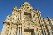 pic of carthusian  - Cartuja monastery facade Jerez de la Frontera C�diz