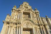 image of carthusian  - Cartuja monastery facade Jerez de la Frontera C�diz ** Note: Soft Focus at 100%, best at smaller sizes - JPG