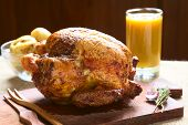 Постер, плакат: Roast Chicken