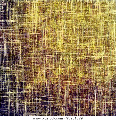 Highly detailed grunge texture or background. With different color patterns: yellow (beige); brown; gray; purple (violet)