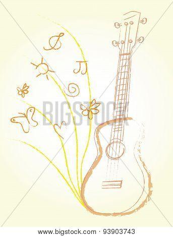 Acoustic music concept