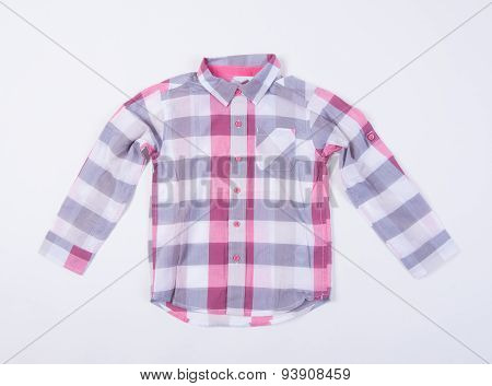 Children's Wear. Children's Wear On Background.  Children's Wear On A Background.