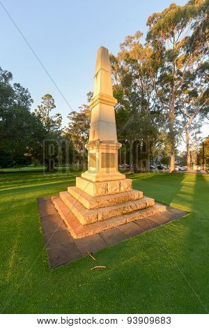 10Th Light Horse Memorial - Perth, Australia